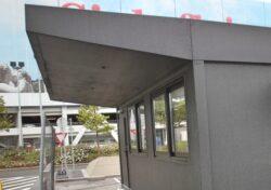 CHV Container Sonderanfertigung Vordächer