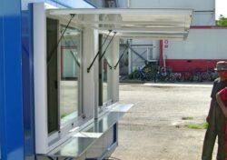 CHV Container Sonderanfertigung Vordächer Nuke-Festvial