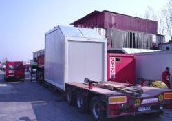 CHV Technikcontainer ÖMV