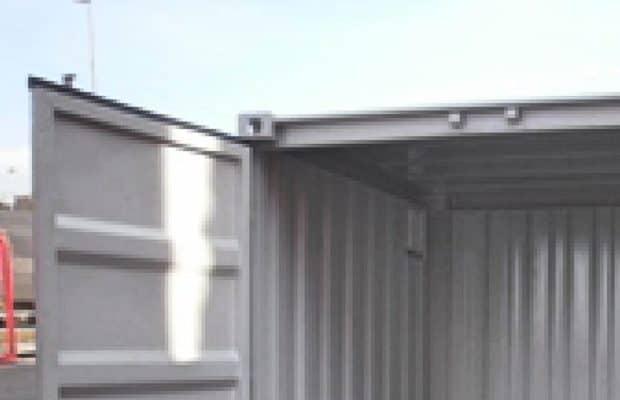 CHV 120S Sicherheitscontainer 10FT