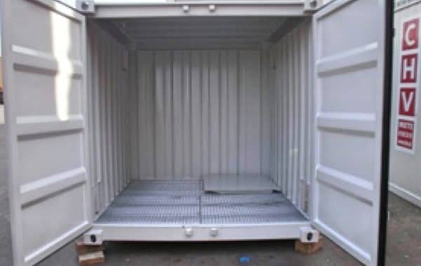 CHV 220S Sicherheitscontainer 20FT