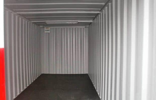 CHV 210 Werkstattcontainer