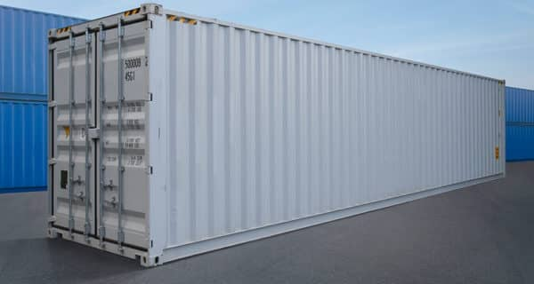 CHV Seecontainer 40ft-HCGN High Cube