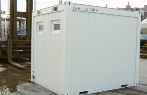 CHV Container DCF1.1
