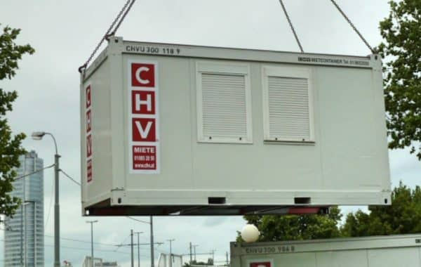 CHV 300.48 15FT Bürocontainer Modul