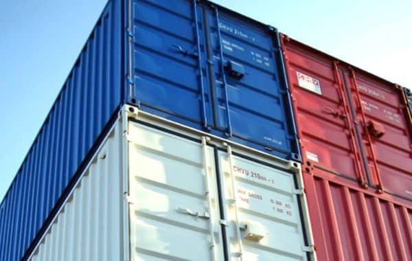 CHV 210 Lagercontainer