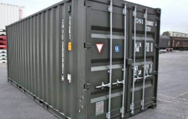 CHV 200 Seecontainer