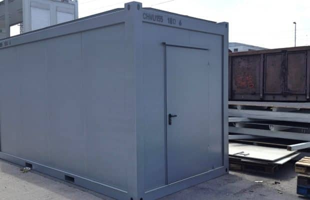 CHV 150 Technical Container