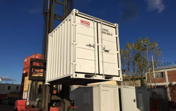 CHV 090 8FT Lagercontainer