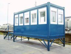 CHV Sonderanfertigung Spezialcontainer Stahlkonstruktion
