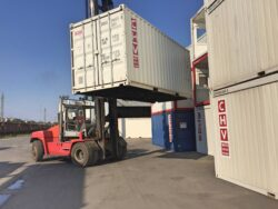 CHV 20ftGN Lagercontainer 20FT