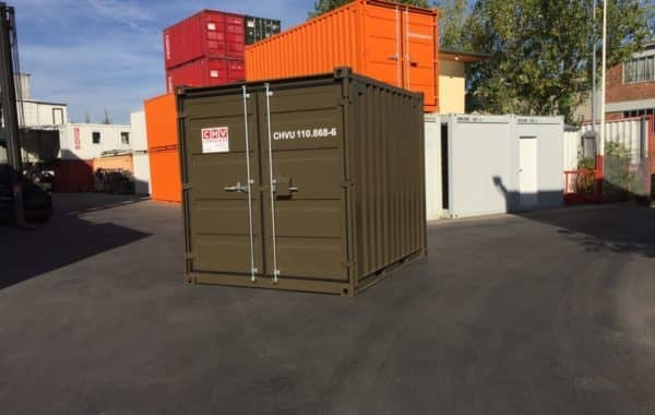 CHV110 Lagercontainer 10FT