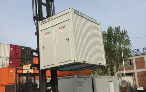 CHV 155 10FT WC Container