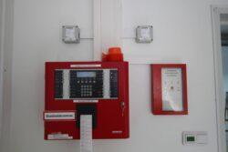 CHV Sonderanfertigungen Spezialcontainer Brandschutz Innen