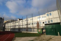 CHV Modulare Raumlösung Mehrstöckige Containeranlage Schule Währing