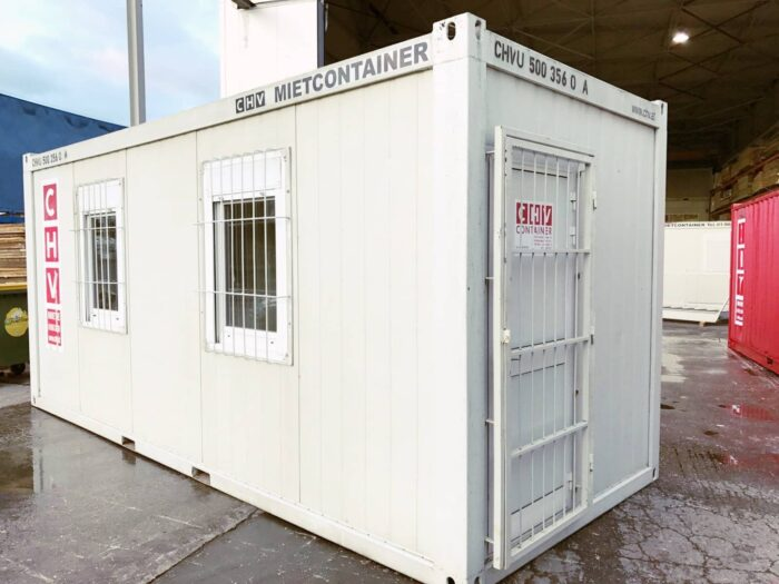CHV Container Gated Security Door