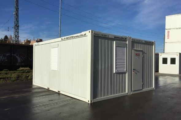 CHV 300DA Bürocontainer