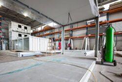 Bürocontainer Aktion 2019 Werkstätte