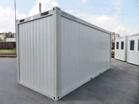 CHV Büro Einzelcontainer 20FT