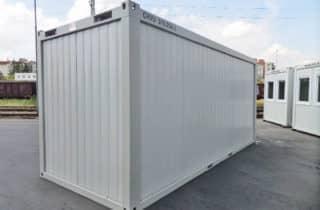 CHV Büro Einzelcontainer 20FT