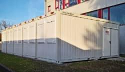 Containeranlagen Stadtgemeinde Mannersdorf