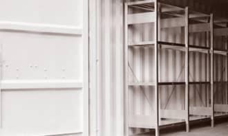 CHV Container Zubehör Regalsysteme