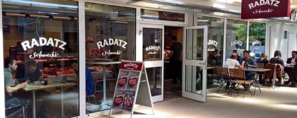 Radatz Mobiler Imbissstand