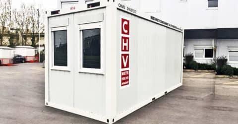 20ft Bürocontainer CHV-305G