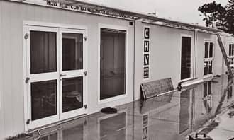 CHV Container Zubehör Türen