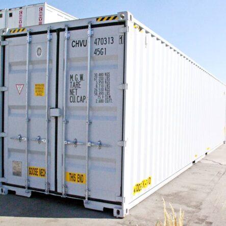 CHV HCDD-GN 40 fuß Double Door Container - neuwertig