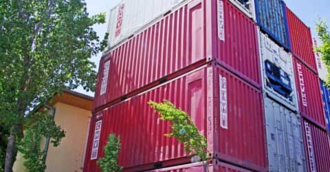 20ft Seecontainer gebraucht