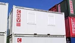 20ft Bürocontainer Fenster seitlich 307.107-6