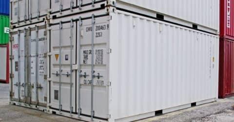 20ft ISO Seecontainer neuwertig