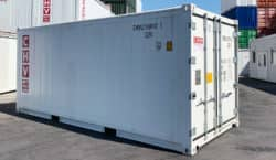 20ft Kühlcontainer Reefer neuwertig