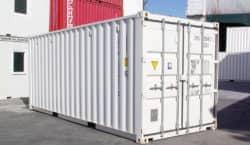 20ft ISO Seecontainer neuwertig 200.437-2