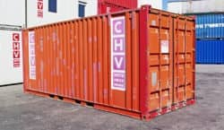20ft Stahlcontainer gebraucht