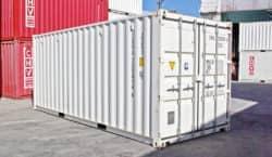 20ft ISO Seecontainer neuwertig 200.434-6