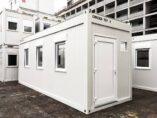 Containeranlagen Bürocontainer 7.33 Meter