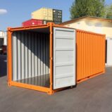 CHV-210 6m Lagercontainer 20 Fuß
