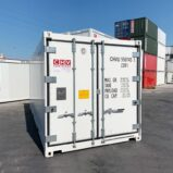 CHV Kühlcontainer Reefer 20 fuß