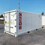 CHV 20ft KGN 20 fuß Kühlcontainer Reefer
