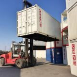 CHV Container Seecontainer