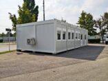 CHV Containeranlagen : Leersaal Anlage