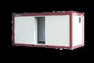 CHV mobile Toiletten WC Container CHV300-WCU Urinalcontainer
