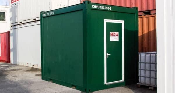 CHV-Gebrauchtmarkt-10ft-Technikcontainer-gebraucht-CHVU-150-092-6-seitlich1