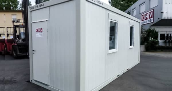CHV-Container-CHV300-6Meter-Buerocontainer-front
