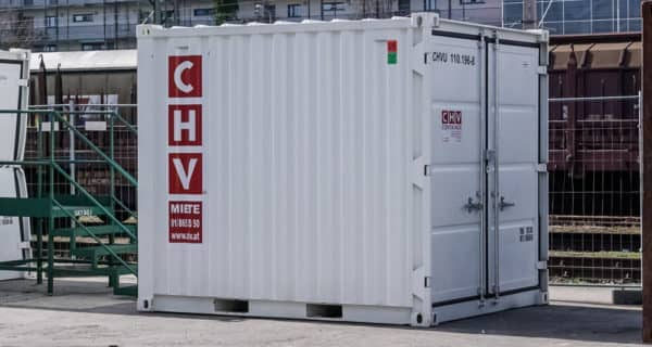CHV 3m Materialcontainer und Lagercontainer 10 fuß