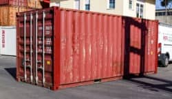 20ft Seecontainer gebraucht ISO normiert