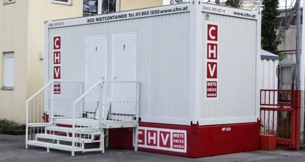 WC Container CHV-316WCHD
