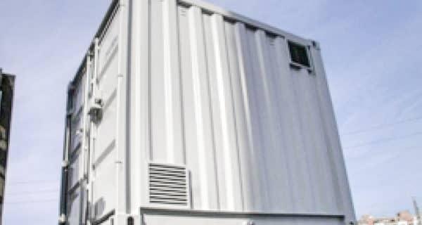 CHV 220S 6m Sicherheitscontainer 20 Fuß